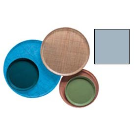 """Cambro 1600401 - Camtray 16"""" Round,  Slate Blue - Pkg Qty 12"""