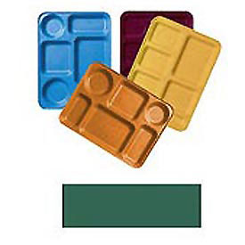 """Cambro 1220D221 - Tray Dietary 12"""" x 20"""", Ever Red - Pkg Qty 12"""