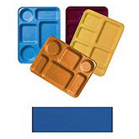"Cambro 1220D222 - Tray Dietary 12"" x 20"", Orange Pizazz - Pkg Qty 12"