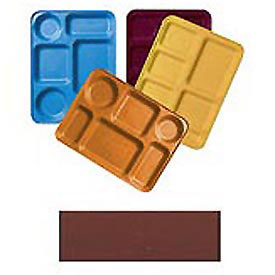 "Cambro 1220D513 - Tray Dietary 12"" x 20"", Bayleaf Brown - Pkg Qty 12"