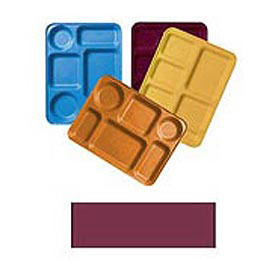 """Cambro 1220D538 - Tray Dietary 12"""" x 20"""", Cottage White - Pkg Qty 12"""