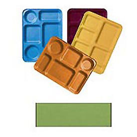 "Click here to buy Cambro 1222D119 Tray Dietary 12"" x 22"", Sherwood Green Package Count 12."