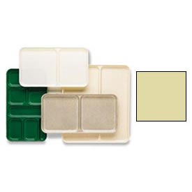 "Cambro 1520D270 - Tray Dietary 15"" x 20"", Swirl Black And Gold - Pkg Qty 12"