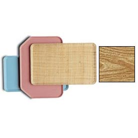 Cambro 2632307 - Camtray 26 x 32cm Metric, Light Elm - Pkg Qty 12