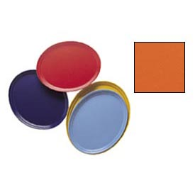 Cambro 2700220 - Camtray 22 x 26 Oval,  Citrus Orange - Pkg Qty 6