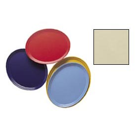 Cambro 2700537 - Camtray 22 x 26 Oval,  Cameo Yellow - Pkg Qty 6