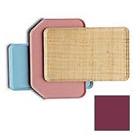 Cambro 3242522 - Camtray 32 x 42cm Metric, Burgundy Wine - Pkg Qty 12
