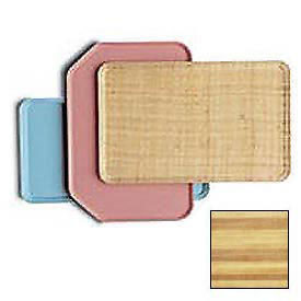 Cambro 3753303 - Camtray 37 x 53cm Camtray, Light Butcher Block - Pkg Qty 12