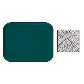 "Cambro 46277 - Camtray 4"" x 6"" Rectangle,  Swirl Gray - Pkg Qty 12"