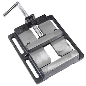 Delta 20-619 6 In. Quick-Release Drill Press Vise by