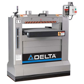 Delta 31-481 25 In. 3HP Dual Drum Sander by