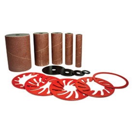 Delta 31-741 5 Pc. Drum & Sleeve Sanding Kit For SA350K B.O.S.S. Spindle Sander by