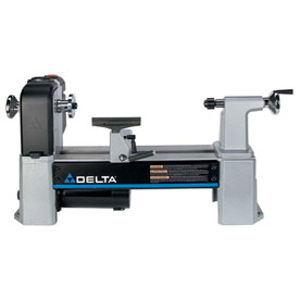Delta 46-460 12-1/2 In. Variable Speed MIDI-LATHE by
