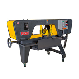 """Dake 716545 60"""" Roller Table for Johnson Horizontal Band Saws by"""