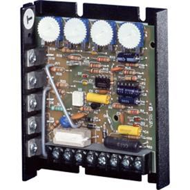 Dart 125DV-C-2A, 1HP DC Drive, Open Chassis, Independently Adjust Acc/Dec  by