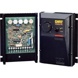 Dart 253G-200C-56H2, 2HP, DC Drive, Open Chassis, Auto/Man Voltage Follower  by