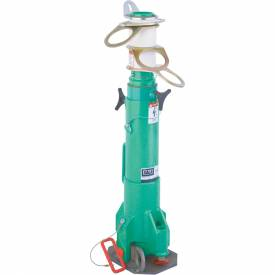 DBI-SALA® 8516691 Portable Fall Arrest Post, 310 Cap Lbs