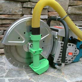 """Saw Muzzle GP Dust Collector for 12-14"""" Makita Cut-off Saws"""