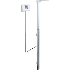 Detecto DHRWM Digital Wall Mounted Height Rod
