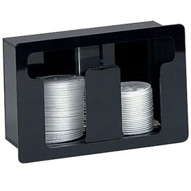 Dispense-Rite Built-In 2 Section Lid Organizer by