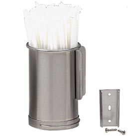 Dispense-Rite Straw Holder Surface Or Stand Mounted by