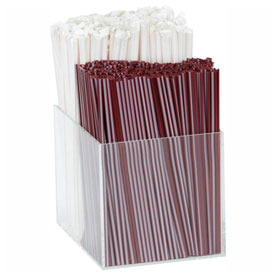 Dispense-Rite VCO-INS Optional Straw/Stir Stick Insert For VCO Series Organizers by