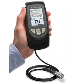 PosiTector 6000 FTS3 Advanced Coating Thickness Gage w/ Separate Ferrous Probe (Thick Coatings)