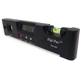 Digi-Pas® DWL-280 Torpedo Digital Level
