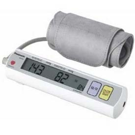 Portable Upper Arm Blood Pressure Monitor EW3109W