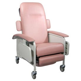 Clinical Care Geri Chair Recliner, Jade by