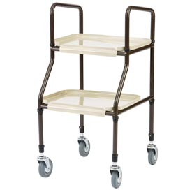 "Handy Utility Trolley, 27.5"" 32.5"" Adjustable Height  by"