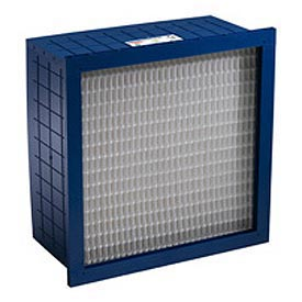 "Purolator® 5370170976 Dominator High Efficiency Filter Rigid Box Filter 24""W x 24""H x 4""D - Pkg Qty 3"