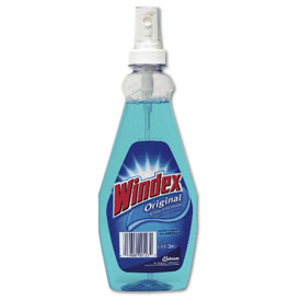 Windex® Ready-To-Use Glass Cleaner, 12 Oz. Pump Sprayer 12/Case - DRACB001237