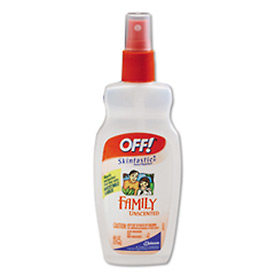 Off Skintastic® Insect Repellent Spray, 12/Case - 654458
