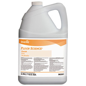Floor Science® Premium Universal Floor Sealer/Finish, Gallon Bottle 4/Case - DRA98391CT