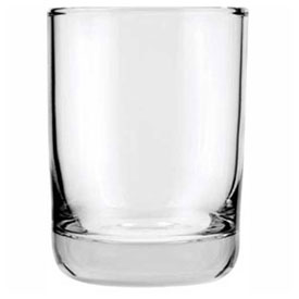 Click here to buy Anchor Hocking 2238U Tumbler Glass, 6 Oz., 72/Case.