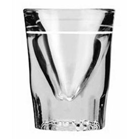 "Anchor Hocking 5281/931U Line Whiskey Shot Glass, 1.5 Oz., 2-7/8"" x 2-1/4"", 48/Case by"