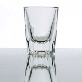 "Anchor Hocking 5282U Whiskey Shot Glass, 2 Oz., 2-7/8"", 48/Case by"