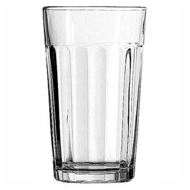 "Anchor Hocking 7637U Ribware Beverage Glass, 12 Oz., 5-3/8"" x 3-1/8"", 36/Case by"