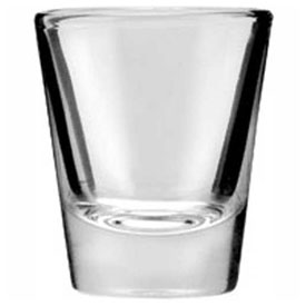 "Anchor Hocking 3661U Whiskey Shot Glass, 1.5 Oz., 2-1/4"" x 2"", 72/Case by"
