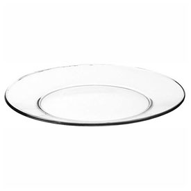 "Click here to buy Anchor Hocking 86334 Swedish Modern Platter, 1 1/8"" x 13"", 6/Case."