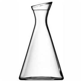 "Anchor Hocking 40158/708547 Pisa Carafe, 17 Oz., 18"" x 4-3/4"", 6/Case by"