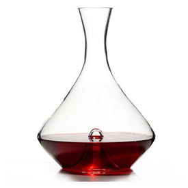 "Anchor Hocking 400-00-59 Fire Decanter, 26.5 Oz., 10-1/2"" x 7-3/4"", 1/Case by"