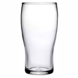"Anchor Hocking 90243 Academy Of Beer Tulip Beer Glass, 20 Oz., 6-1/4"" x 3-3/8"",... by"