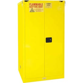 Durham Flammable Safety Cabinet 1060S-50 - With Self Close Door 60 Gallon