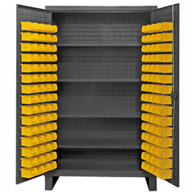 Bins, Totes & Containers | Bins-Cabinets | Durham Bin Cabinet ...