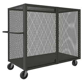 Durham Mfg® Clearview Mesh Security Truck HTL-3672-DD-95 72x36