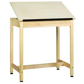 "Drafting Table 36""L x 24""W x 36""H 1 Piece Top by"