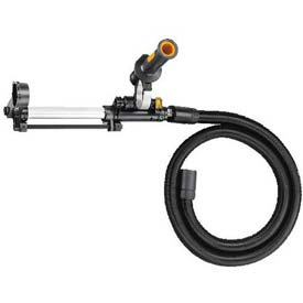 DeWALT D25301D Dust Extractor Telescope w/ Hose for SDS Rotary Hammers by