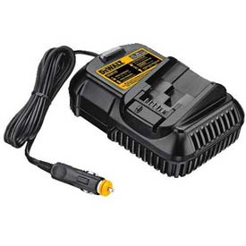 Buy DeWALT Lithium Ion Vehicle Battery Charger, DCB119, 40 Min-90 Min Charge Time